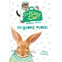 Dr KittyCat mentésre készen – Pitypang nyuszi