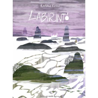 LABIRINTÓ- Új kiadás