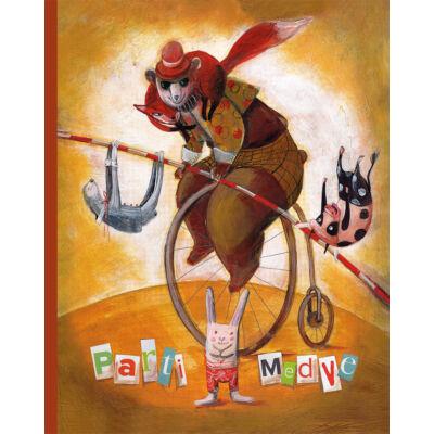 PARTI MEDVE – Mai szerzők állatos antológiája