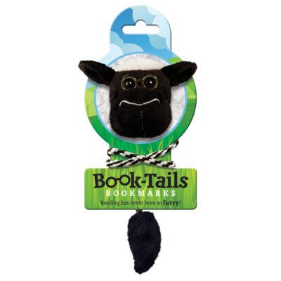 Plüss könyvjelző bárány